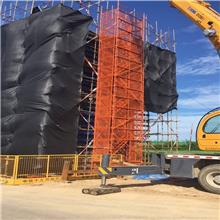 通道箱式安全梯笼 组合式框架m 基建基坑地铁梯笼