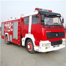 電動應急小型電動消防車具體價格配置參數 119專用消防車全國包運 大型重型多功能消防車