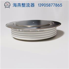 可控硅晶闸管,凸型大功率整流二极管ZP6000A 1600V 厂家供应