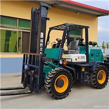 越野叉车供应CPC-30 合宇机械 全新越野叉车可可安装多种属具 方便其他工程使用