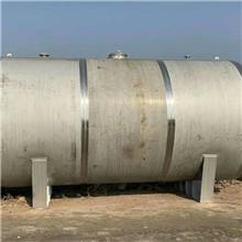 供应 二手立式储罐 20立方不锈钢储罐 化工原料储罐长期供应