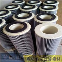 供应工业吸尘器过滤滤芯 脉冲反吹除尘器滤芯 工业除尘滤芯