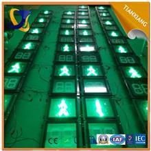 L型交通杆件,LED显示屏杆。三色信号灯