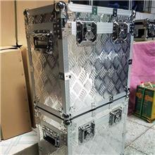 四川廠家直銷 鋁合金箱 航空箱 萬向輪拉桿箱 五金工具箱專業定制