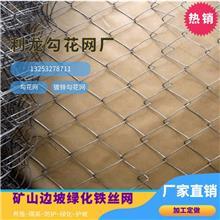 懷化勾花網鍍鋅勾花網綠化鐵絲網綠化鐵絲網安裝廠家直銷