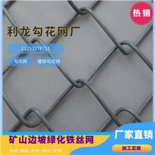 懷化勾花網鍍鋅勾花網綠化鐵絲網植被掛網綠化價格廠家直銷
