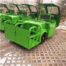 供应电动垃圾车 电动4桶垃圾转运车 小区清运三轮车