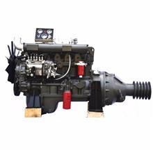 打砂机柴油机 潍坊6105发动机180马力固定动力座机