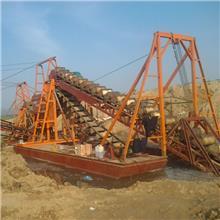 厂家定制 洗砂运砂船 挖沙设备 欢迎来电订购
