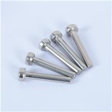 东莞厂家直供 GB869沉头铆钉 沉头铝 铜 铁不锈钢实心半空心铆钉