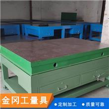工厂直供 铸铁刮研平台 焊接刮研平板加工 机床工作台维修