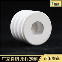 螺纹陶瓷管 耐磨陶瓷管 正阳特种陶瓷 品质优良 规格齐全