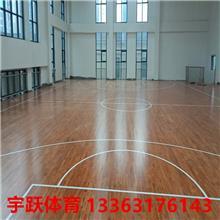 山东莱芜羽毛球馆 篮球馆木地板 舞蹈室 舞台木地板 厂家供应 免费邮样