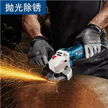 博世角磨机打磨抛光除锈砂轮机 大功率切割电动工具 天津北方事达直销