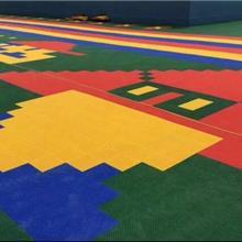 貴州拼接懸浮地板價格 小米格塑料地板報價 室內懸浮拼裝地板批發