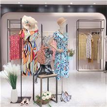 贵妇人 2020夏季连衣裙系列 广州十三行服装批发街 常熟服装批发市场