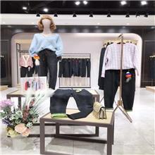 米奈安 冬季加绒加厚牛仔裤 做服装批发去哪里进货 服装批发货源 女装批发市场进货
