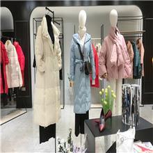 欧拉蜜雪 2020冬季羽绒服 广州衣服批发市场便宜质量好 进货批发网 中老年女装批发