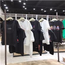 固麦卡 2020夏季T恤 女装厂家拿货源 工厂女装货源 中老年女装批发