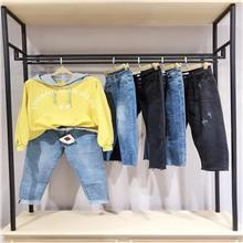 艾格仕 秋冬季牛仔裤 服装直接厂家拿货 衣服工厂 有几家服装厂大厂剪标货源