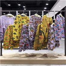 欣珑 2020秋季毛衣系列 品牌女装尾货批发厂家夏装 品牌袜子尾货批发