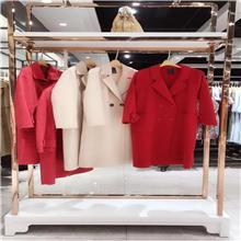 LVk 冬季第三批双面羊绒大衣 中老年女装批发 那里有女装批发 批发衣服便宜