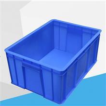 周转箱长方形零件盒分格箱多格收纳加厚塑料分类螺丝盒分隔箱胶框