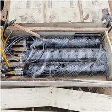 机械设备_选矿山开采设备_冶金矿产优选机械_岩石劈裂棒的使用范围
