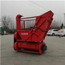 拖拉机悬挂式秸秆回收机 稻草秸秆粉碎回收机 秸秆回收机价格