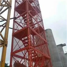 大量现货 基坑安全通道 隧道框架式安全梯笼 组合框架式安全梯笼 欢迎订购