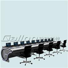 基础防控监控控制室 驰骋科技 中央控制台