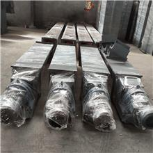 化工粉料无轴螺旋输送机 WLS500*6米独节螺旋给料机