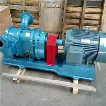 供应旋转活塞泵 燃料油装凸轮泵 LZB旋转活塞泵 污泥提升泵