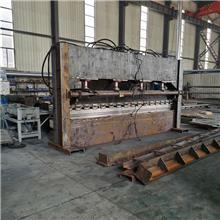 彩钢瓦附件设备 四米液压折弯机 四米液压剪板机