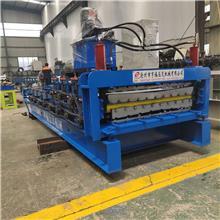 亨福压瓦机供应彩钢瓦设备 全自动分条机 剪板机 剪板分条一体机定制