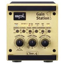 SPL GainStation 1 GS1 单通道电子管话放录音棚麦克风放大器