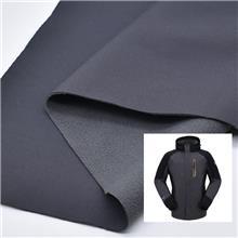厂家直销 涤纶单面摇粒绒复合绒布面料 家纺玩具睡衣针织绒布复合面料