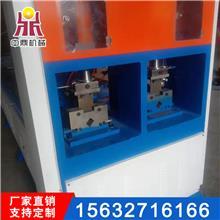 不锈钢冲孔机 高速液压冲孔机冲床 铁管护栏圆管冲弧机 方管切断机 中鼎机械