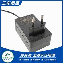 振欢电源厂家直销12V3A电源适配器_智能家居_LED广告牌照明韩国KC认证