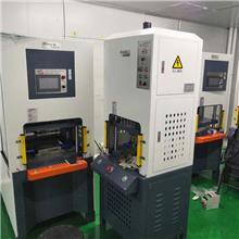 21世纪新创意IMD工艺成型设备_Sansen/尚森_IMD智能锁面板热压机_吨位可定做