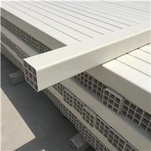 九孔格栅管 pvc格栅管 四孔 多孔管 电线电缆保护管 厂家直销