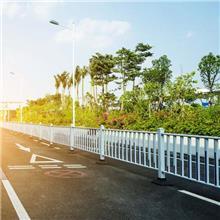 济宁固定式隔离护栏 广告牌道路隔离护栏 河道安全护栏 厂家直供