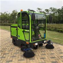 驾驶式洗地机工厂车间商场餐厅地下室车库地面洗地车电瓶式拖地机