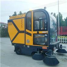 工业洗地机商用驾驶式拖地机工厂车间仓库环卫超市电动洗地车