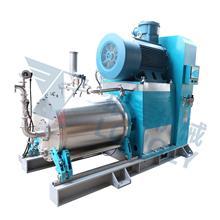 磁性材料专用砂磨机_LONGLY/琅菱机械_纳米棒销式砂磨机_生产商