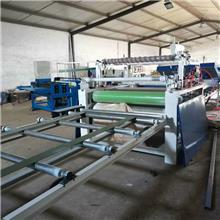 板式家具板软包覆膜机 经济实用 pvc皮革发泡板贴面机 亚克力康贝特热熔胶贴面机