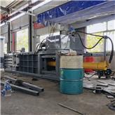 五金纺织厂用打包机 塑料瓶下脚料打包机
