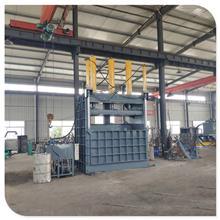钢刨花压块机 废钢废铝废铜压缩机 废不锈钢捆扎机质量确保优异