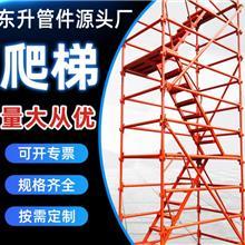 安全爬梯 安全通道 施工安全梯笼 施工框架式安全梯笼爬梯 组合梯笼 可定制