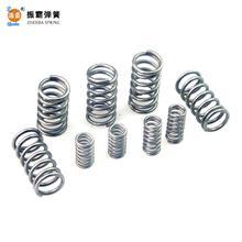 供应不锈钢压缩弹簧 五金LC光纤通用弹簧 压缩精密细小弹簧 加工定制